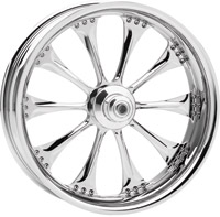 Performance Machine Hooligan Polished Front Wheel, 18
