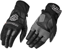 Firstgear Sedona Black Men's Gloves