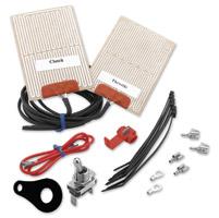 Heat Demonl External Handlebar Warmer Kit with Metal Switch