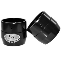 LA Choppers 3.5″ Stealth Muffler Black Tips