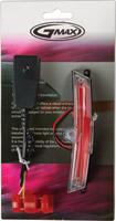 GMAX LED Wireless Red Brake Light Kit for GM 54, 67, and 78 Helmets