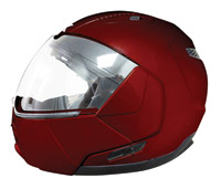 AFX FX-140 Wine Red Modular Helmet