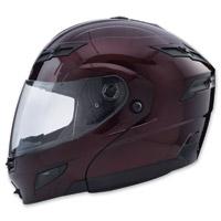 GMAX GM54S Wine Modular Helmet
