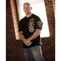 J&P Cycles® Custom Wings Black T-Shirt