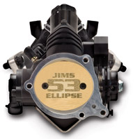 JIMS 53mm Throttle Body with Electronics