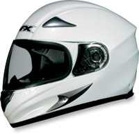 AFX FX-Magnus Big Head Pearl White Full Face Helmet
