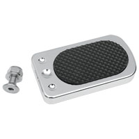 Chrome Brake Pedal Cover