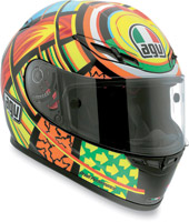 AGV GP-Tech Elements Full Face Helmet