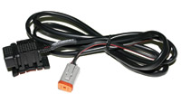 3BR Powersports TAPP-HD USB Power Port to 4-Pin Deutsch Connector