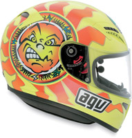AGV Grid 1996 Sun and Moon Full Face Helmet