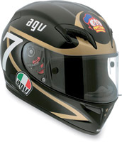 AGV Grid Replica Berry Sheene Full Face Helmet