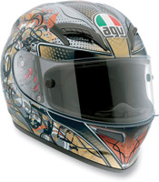 AGV Grid Violin Key Full Face Helmet