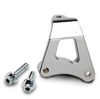 JIMS Chrome Billet Front Head Motor Mount