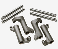 Roller Rocker Arms and Shafts