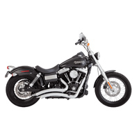 Vance & Hines Big Radius 2 into 2 Chrome