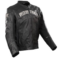 Speed and Strength Seven Sins Leather and Textile Jacket