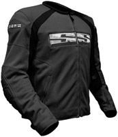 Speed and Strength Twist of Fate 2.0 Black Mesh Jacket