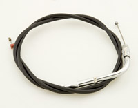 Barnett Performance Products Black Vinyl Throttle Cable