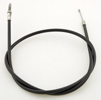 Motion Pro Black Vinyl Extended Clutch Cable