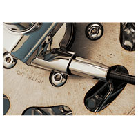J&P Cycles® Speedometer Cable End Cover