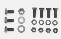Colony Jiffy Stand & Foot Clutch Lever Bracket Mount Kit