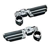 Kuryakyn Pilot Pegs With Clamps