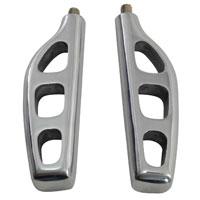 V-Twin Manufacturing Billet Shift and Brake Pedal