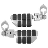Kuryakyn Dually ISO-Pegs With Clamps