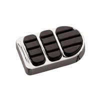 Kuryakyn Chrome ISO Brake Pedal Pad