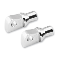 Kuryakyn Chrome Tapered Adapters