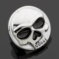 Kuryakyn Replacement Skull Emblem