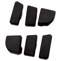 Kuryakyn Replacement Rubber Pads