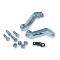 J&P Cycles® Offset Footpeg Extension Kit