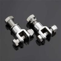 J&P Cycles® Footpeg Mounting Clevis
