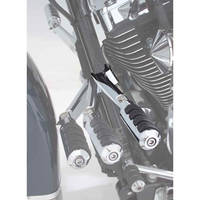 Rivco Ultimate Chrome 1-1/8″ Highway Mounts and Pegs