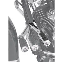 Rivco Ultimate Chrome 1-1/4″ Highway Mounts and Pegs