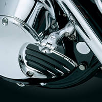 Kuryakyn Adjustable Passenger Peg Mounts for H-D Touring