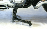 Rivco Black Adjustable Center Stand for Lowered Touring Models