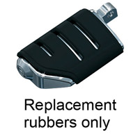Kuryakyn Replacement Trident Rubbers