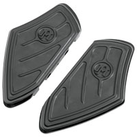 Performance Machine Black Ano Contour Passenger Floorboards