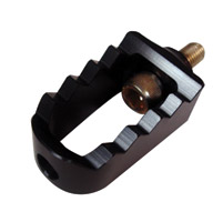 Joker Machine Short Black Serrated Shift Peg