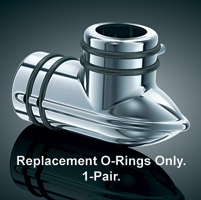 Kuryakyn Replacement O-Ring for Fuel Line Cover