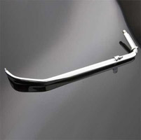 V-Twin Manufacturing Extended Chrome Kickstand