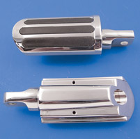 V-Twin Manufacturing Rail Design Adjustable Footpegs