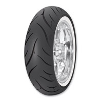Avon AV72 Cobra 140/90-16 Wide Whitewall Rear Tire