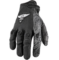 Speed and Strength My Weapon Call to Arms Mesh/Textile Gloves