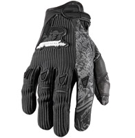 Speed and Strength Under the Radar Call to Arms Mesh/Textile Gloves