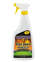 Wizards Wipe Down Matte Paint Detailer 22 oz. Bottle