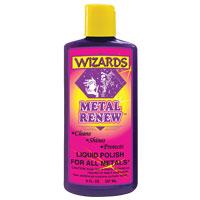 Wizards Metal Renew Polish 8 oz Bottle