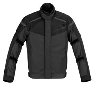 Alpinestars Lucerne Drystar Anthracite and Black Jacket
